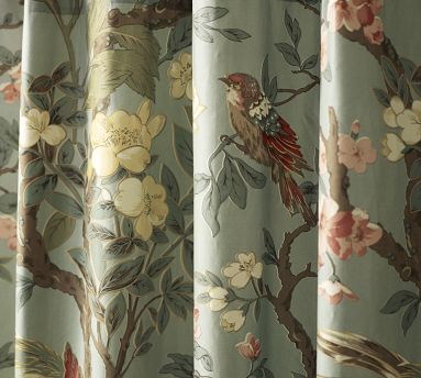 Needless To Say Buying A Drapery Panel Or Shower Curtain Made From The Fabric Would Give