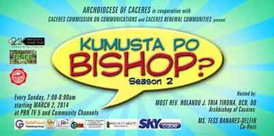 Kumusta po Bishop Season 2