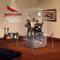 Album Peterpan Terakhir Sebuah Nama Sebuah Cerita (2008)