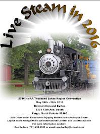 TLR CONVENTION IN FARGO, NORTH DAKOTA MAY 26-26