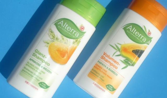 alterra szampon papaja