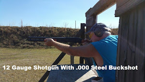 Best Home Defense in South Gate Ridge Sarasota Is 12 Gauge Shotgun With .000 Steel Buckshot.