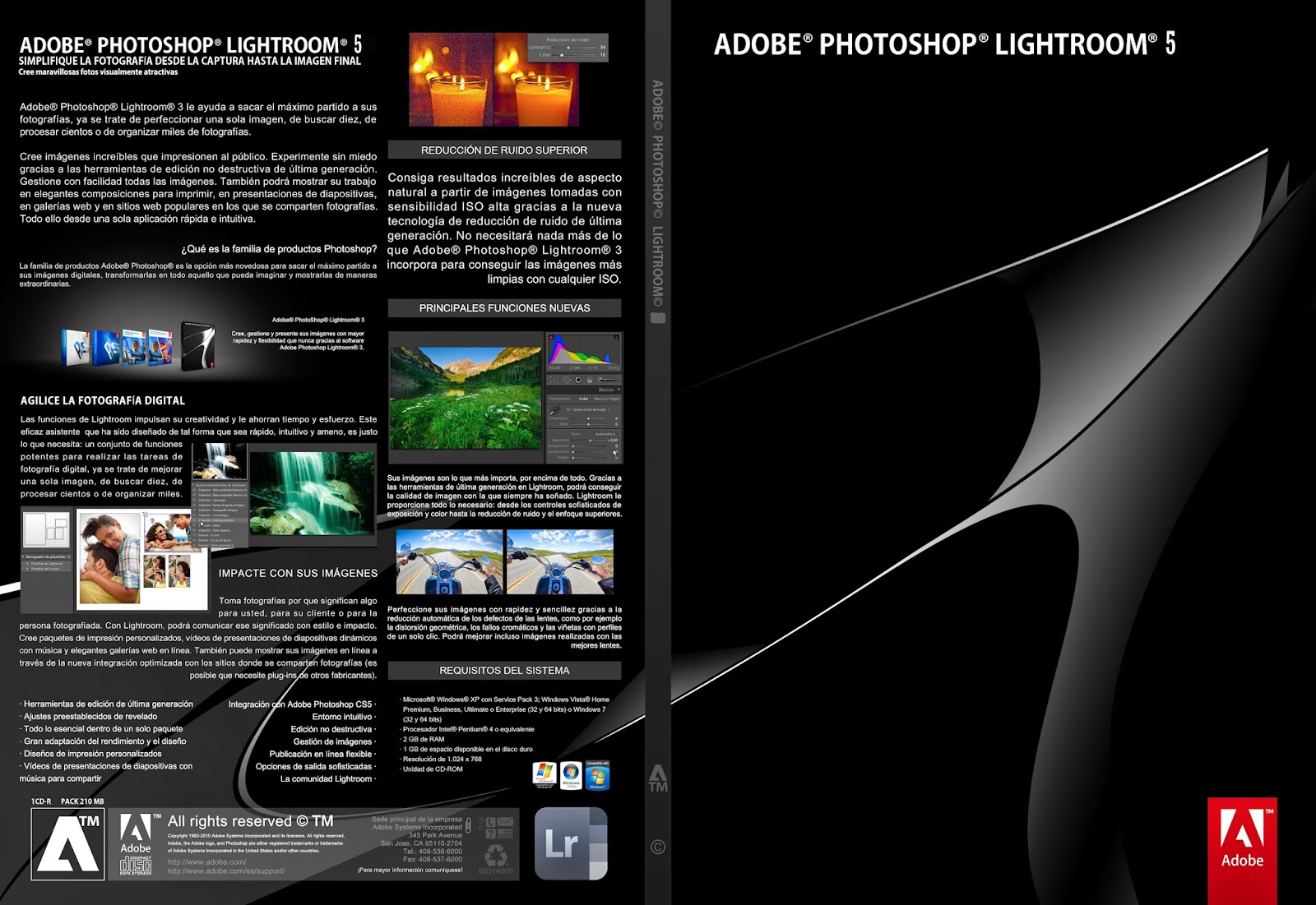 Download Adobe Photoshop Lightroom 5.6 Multi 2014 Adobe Photoshop Lightroom 5 XANDAODOWNLOAD