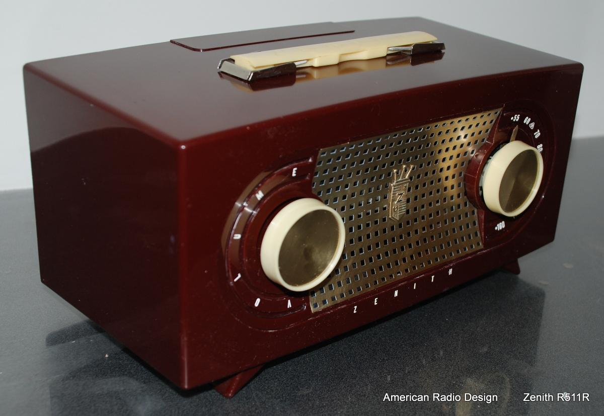 American*Radio*Design* - - Deco-Mid Century, Retro Styled Vintage ...