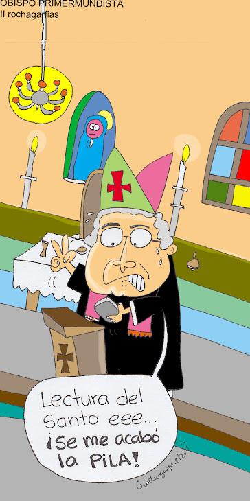 Obispo Marcelino neoliberal