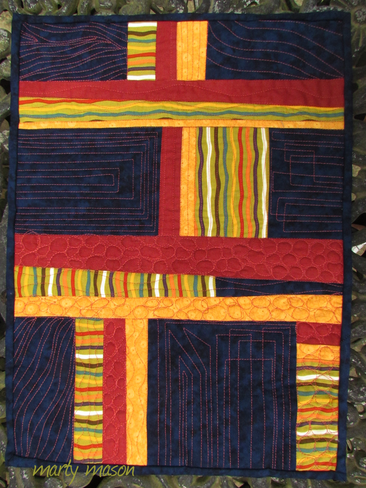 Modern quilting patterns free patterns for Modern house quilts
