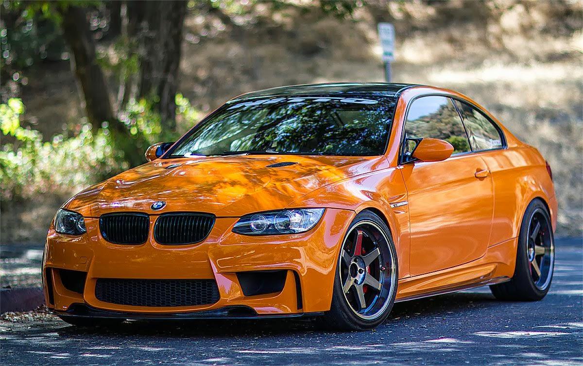 Custom 2008 BMW M3