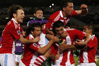 Paraguay Joga Feito