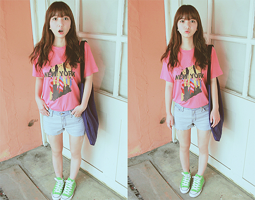 Korean 39 Style Fashion Style Orang Korea Sehari Hari