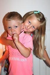 Isabelle & Ludvig