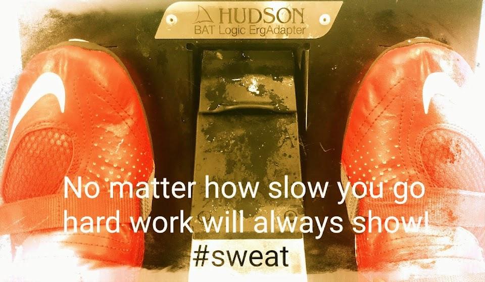 #sweat