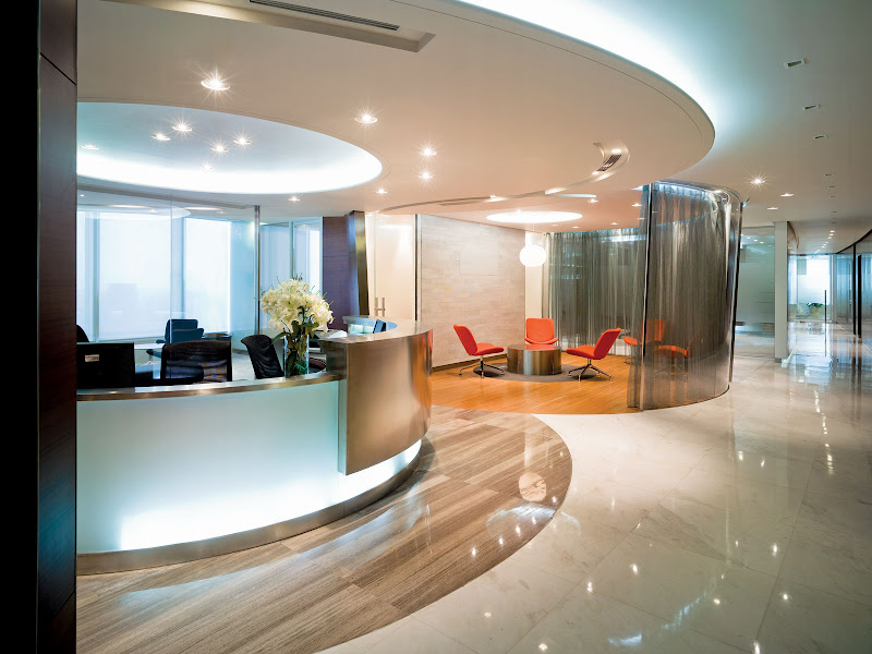 Luxury Offices Interior Design (4 Image)