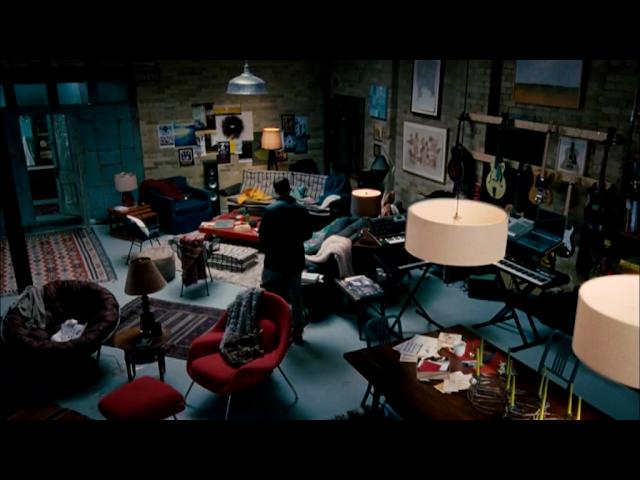 ambientes internos - casa de Paige e Leo - filme Para Sempre 2012