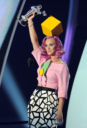 katy perry mtv 2011