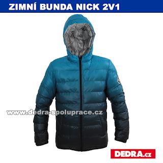 zimní bunda nick