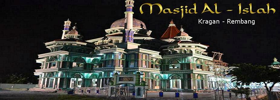 Masjid Al-Islah Kota Kragan
