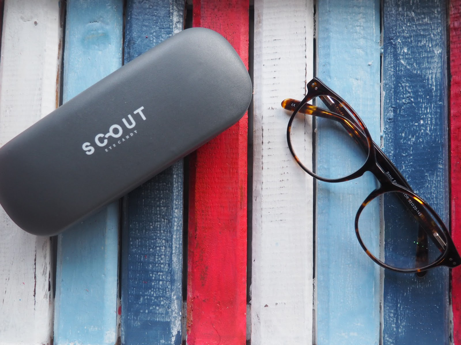Scout 70's Glasses