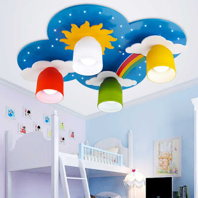 Kids Ceiling Lights Ideas