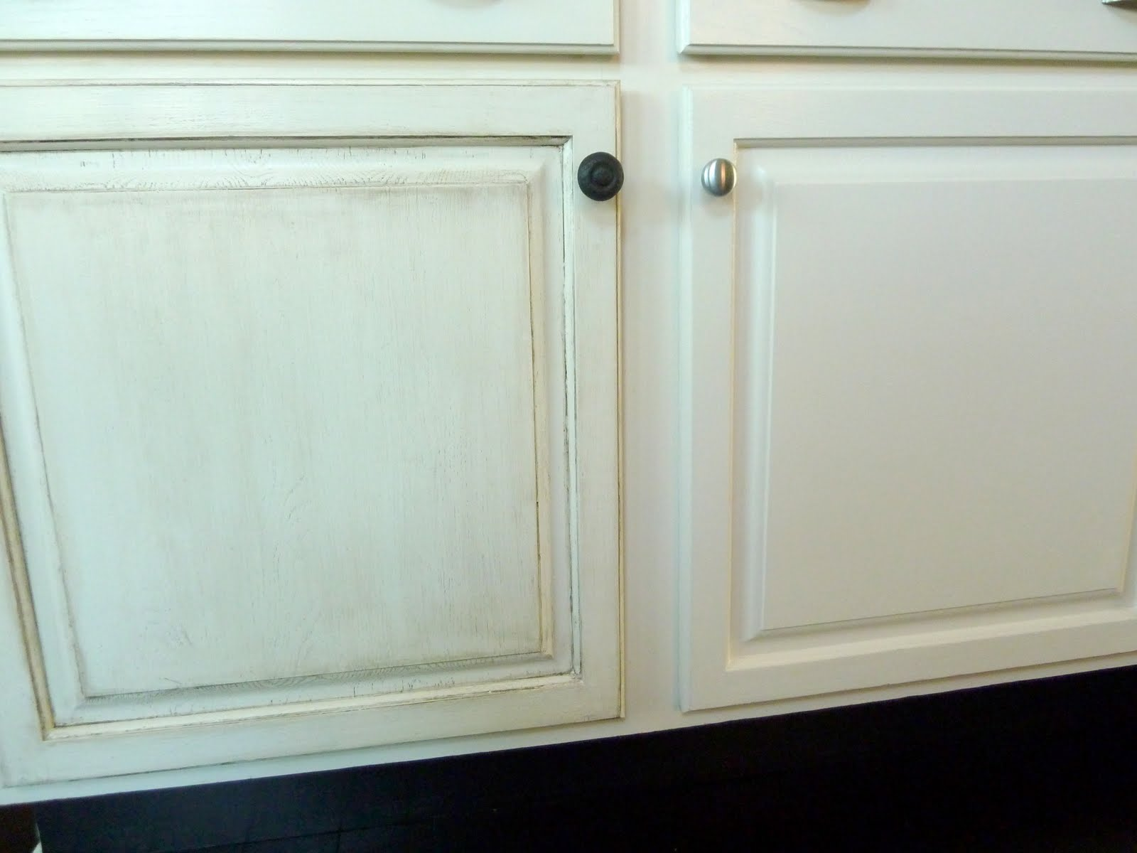 Would Never Do This To Factory Finish White Cabinetry. Full resolution  img, nominally Width 1600 Height 1200 pixels, img with #08090D.