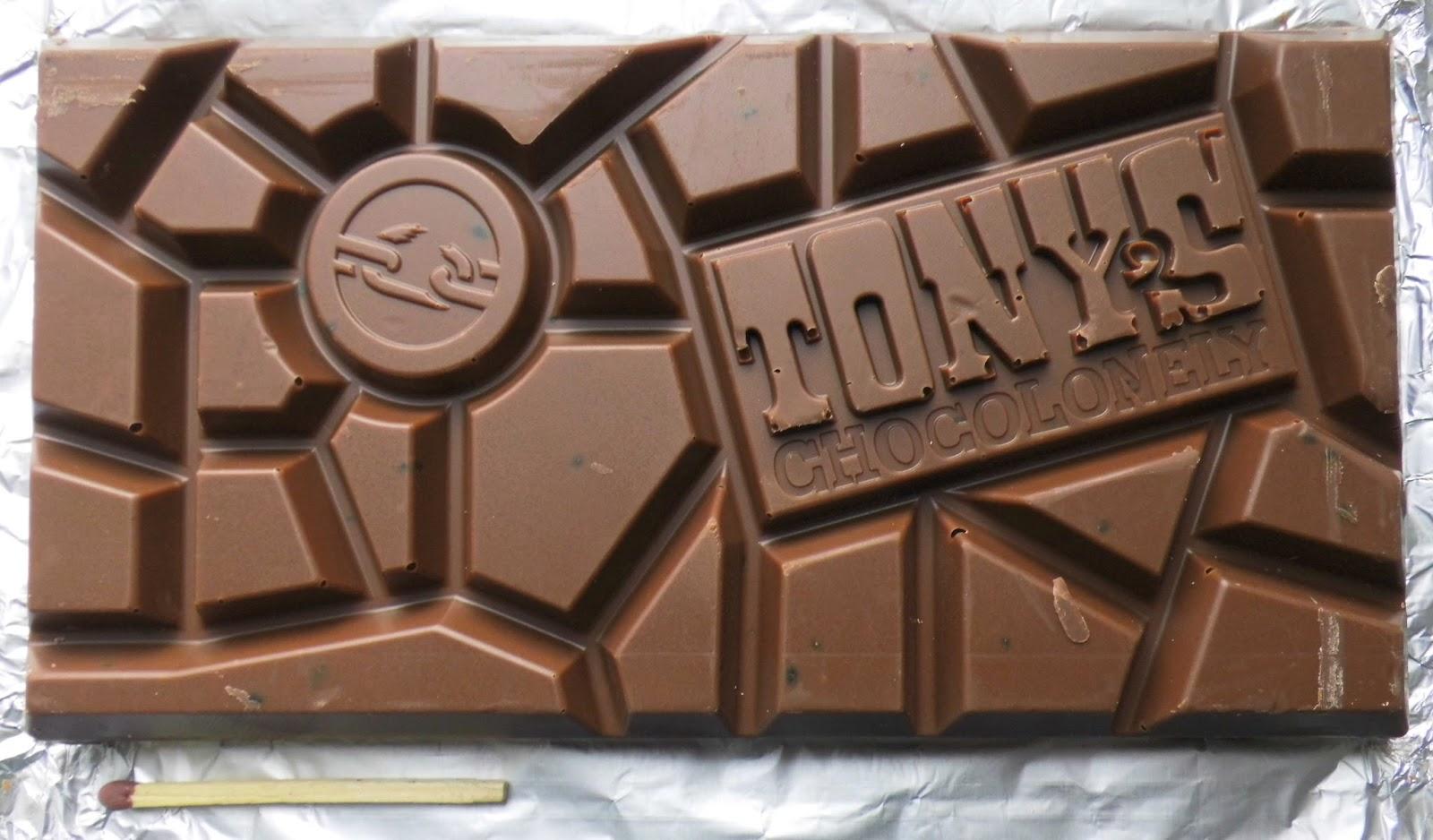 Tony's Chocolonely 'melk drop'