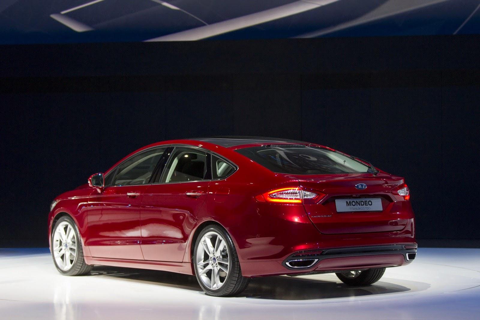 Ford Mondeo Estate 2015