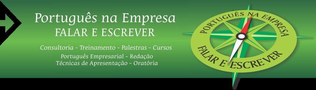 -  Português  na  Empresa  ::  Falar  &  Escrever  -