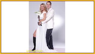 """تزوجت خبيرة الماكياج اللبنانية جويل مردينيان مقدمة برنامج """"مع جويل أحلى"""" على قناة """"mbc"""" للمرة الثانية من رجل الأعمال اللبناني كمال قدورة"""