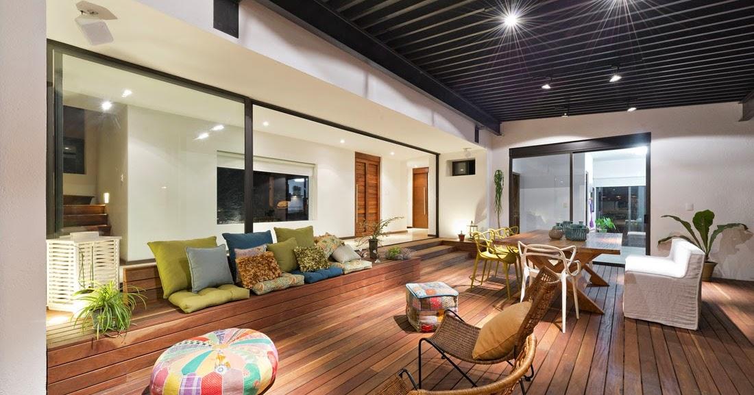 Dise o de interiores arquitectura moderna ampliaci n for Casa moderna 2014 espositori