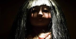 Boneka Okiku doll