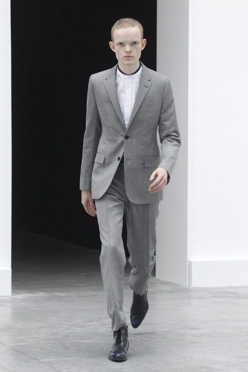 Balenciaga Paris Fashion Week Spring Summer 2013