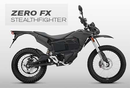 sepeda motor listrik Zero FX