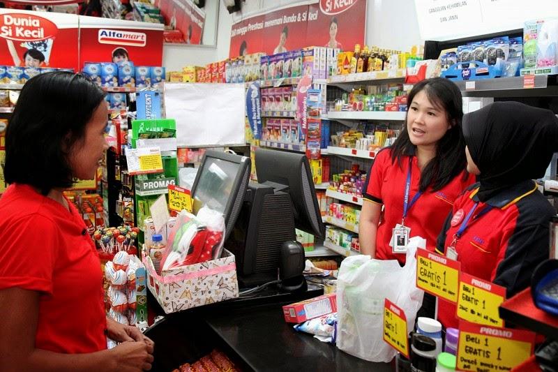 Lowongan Kerja PT. Sumber Alfaria Trijaya ( Alfamart )