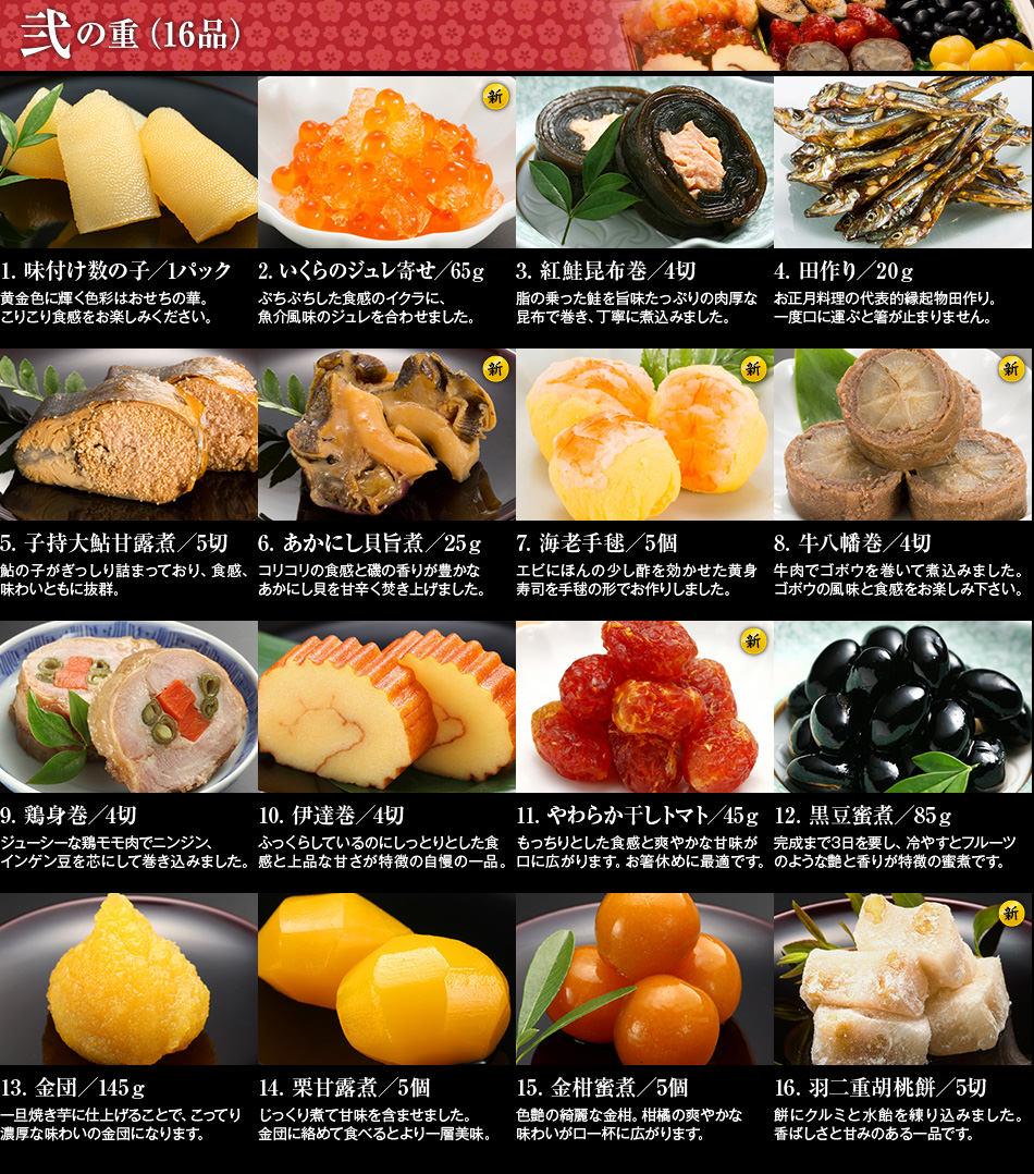 博多久松 本格和風豪華 おせち料理『千代』12345