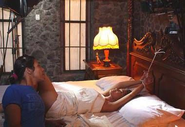 Jenny Cortez - PEMBURU HANTU - Adegan-Adegan Vulgar Dalam Film Horor Indonesia