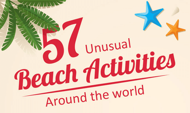 57 Unusual Beach Activities Around the World