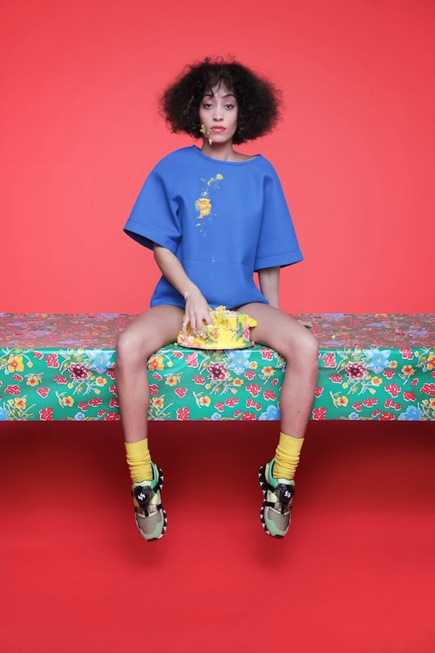 Cortney Annamaria Solange Knowles X Puma
