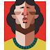 Ilustrações excelentes pra quem gosta de futebol