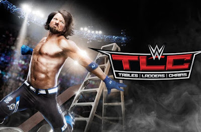 Poster Of WWE TLC PPV 2016 480P 300MB