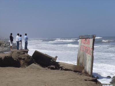 La Erosión Costera en Buenos Aires- Trujillo