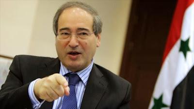 """Siria considera una """"agresión directa"""" apoyo de Turquía y EEUU a los terroristas"""