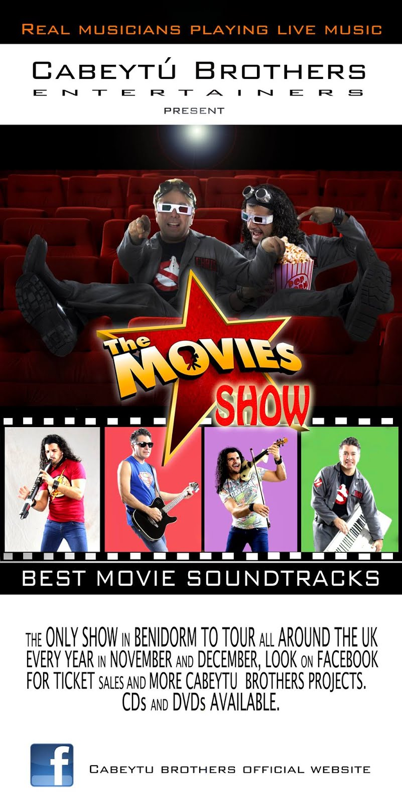 Movies Show