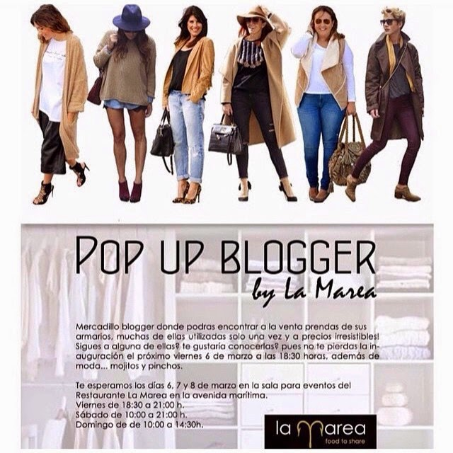Pop Up Bloggers By La Marea