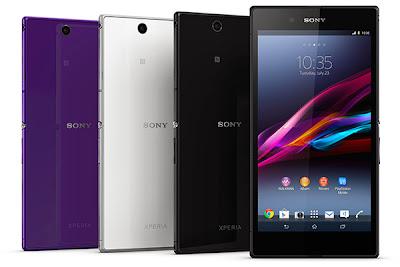 Sony Xperia Z Ultra Pic