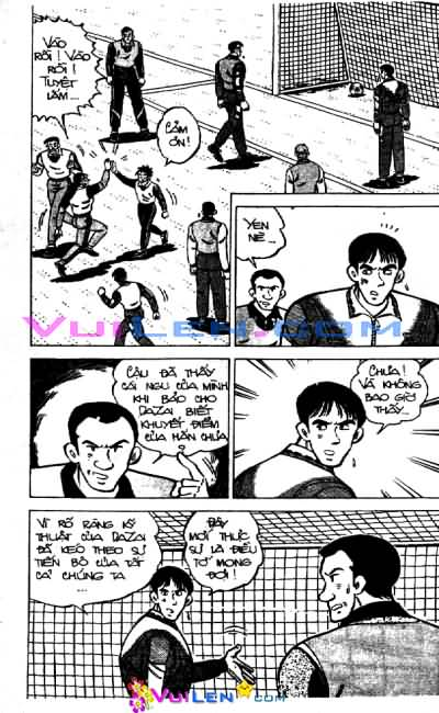 Jindodinho - Đường Dẫn Đến Khung Thành III Tập 55 page 39 Congtruyen24h