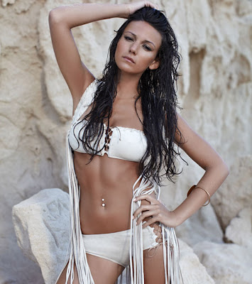 Michelle Keegan – Bikini Fabulous Magazine 8th July 2012