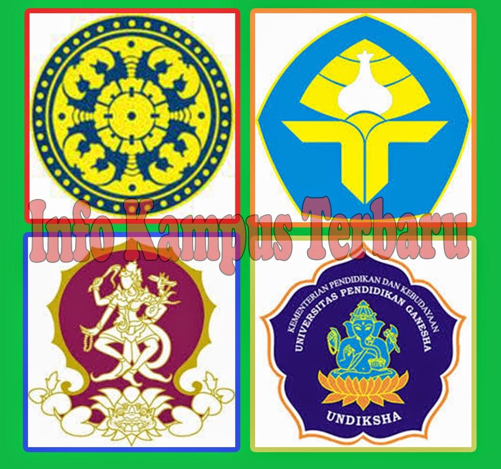 Logo Perguruan Tinggi Negeri Di Pulau Bali