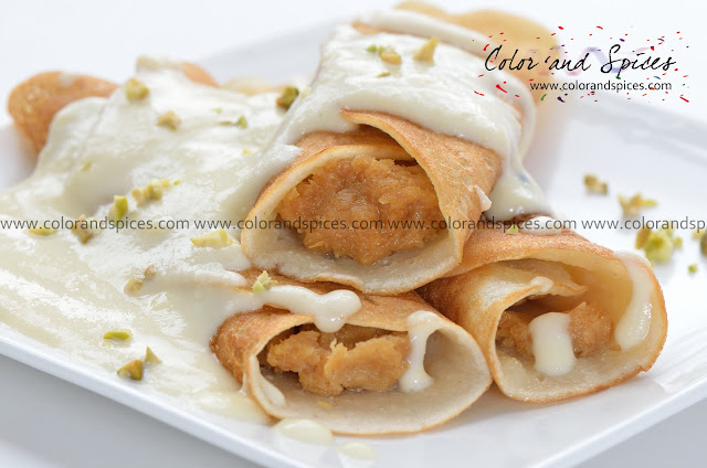 patisapta recipe, bengali food, sankranti special
