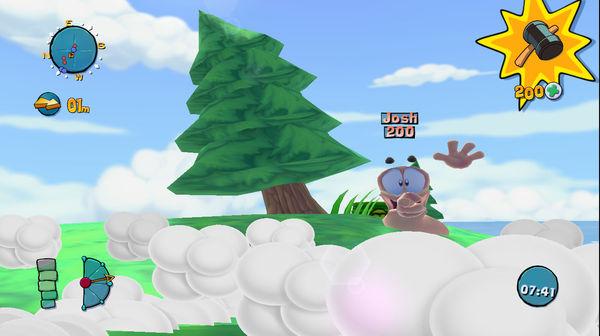 PC Game Worms 4 Mayhem Gamegokil.com