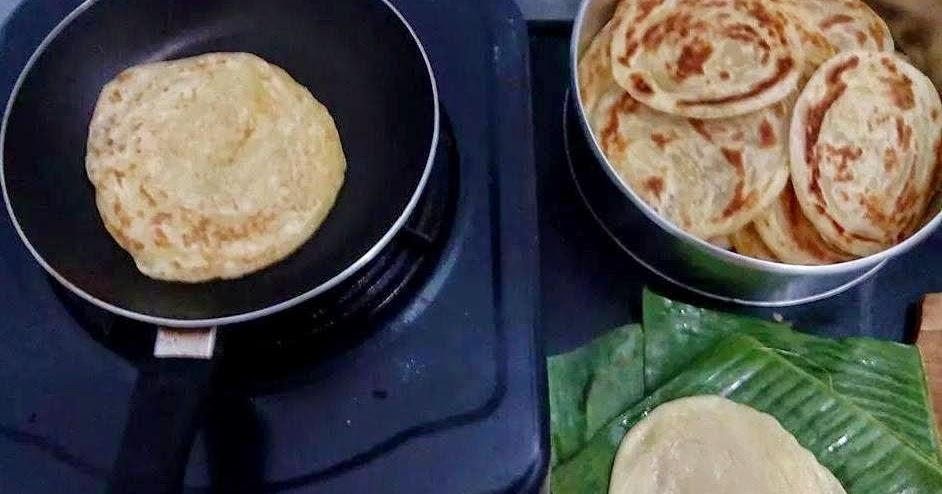 Resep Cara Membuat Roti Maryam Irit Bahan
