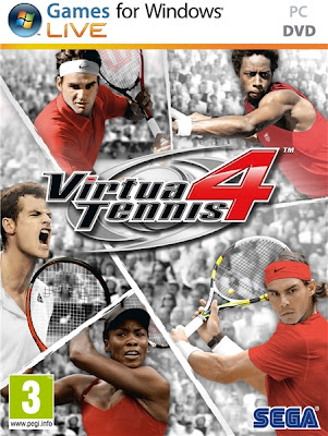 Free Downoad Game Virtua Tennis 4 SKIDROW